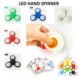 Spinner LED Grün